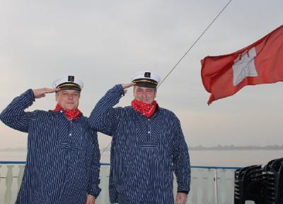 Teambuilding: Maritime Callenge