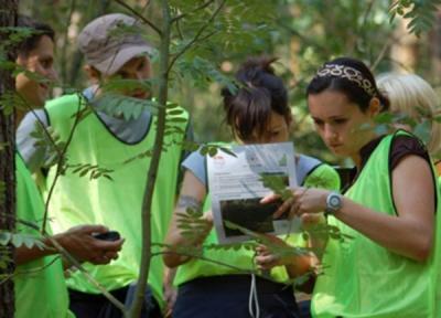 Teambuilding: GPS - Geocaching