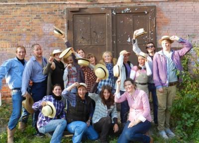 Teambuilding: Farmer-Rallye