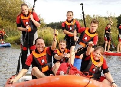 Teambuilding: MEGA SUP Rallye