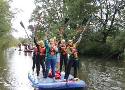 Teambuilding: Aktive Tagungspause